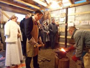 декабрь 2015 - кузнечный савдебный обряд