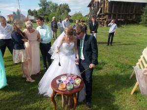 Свадьбы на сользаводе