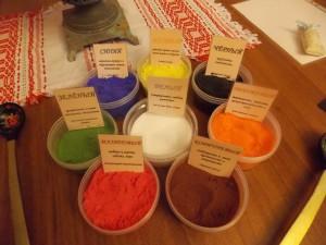цветная соль для засолки семейного счастья